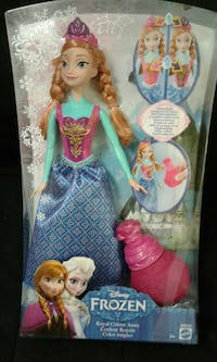 Disney Frozen- Anna London, N6E 2X6