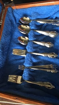 Real Silver silverware Woodbridge, 22191