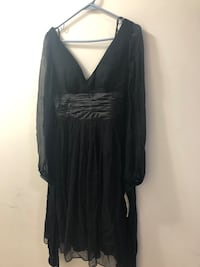 Dress black  new with tag