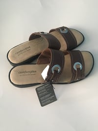 pair of brown leather sandals Clarksburg, 20871