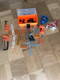 Toolbox set and two games free CHILD OR BABY Derwood, 20855