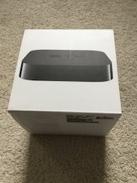 Apple TV 2nd generation. Two remotes included Halton Hills
