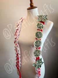 Made to order graduation leis Clarksville