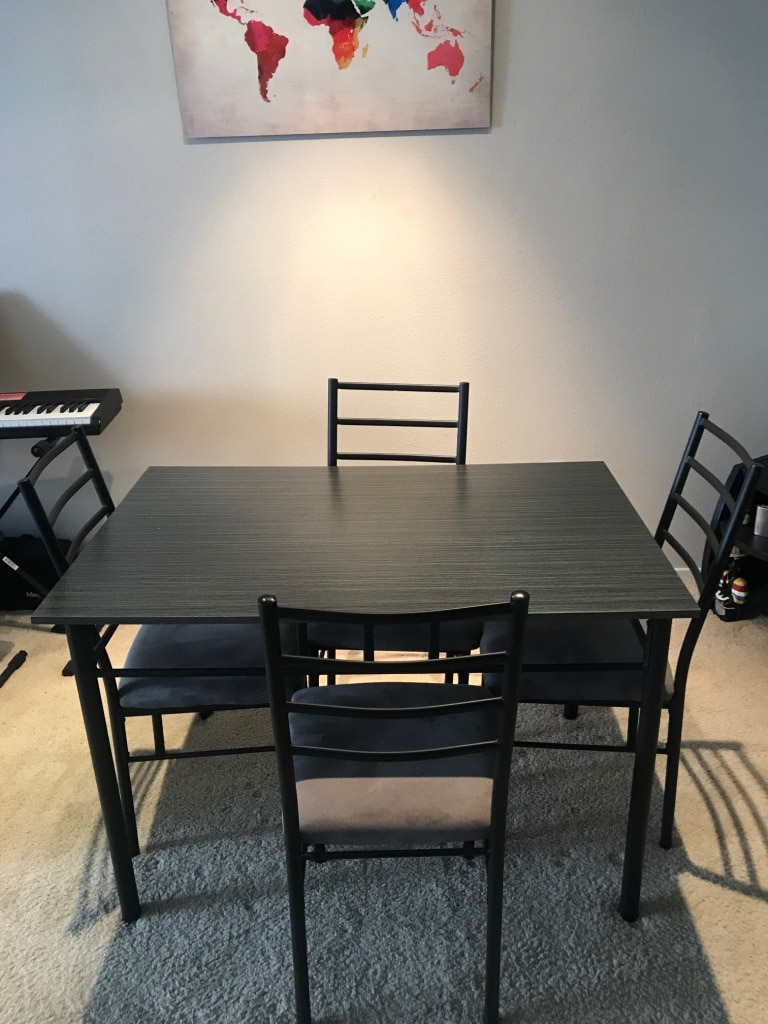 used table and chairs for sale in oakland letgo rh gb letgo com