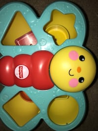 Fisher price shape sorters 2264 mi
