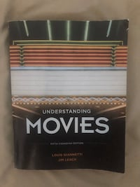 Understanding Movies (5th Edition) Toronto, M9W 6E4