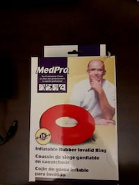 MesPro inflatable rubber invalid ring box Stoney Creek, L8E