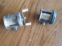 Two antique fishing reels Greenbrier, 37073