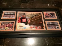 NASCAR Tony Stewart limited Edition Picture