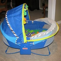 Fisher Price Baby Play Dome 48 mi
