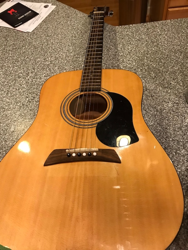 First Act Acoustic Guitar