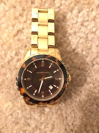 Michael Kors gold watch Mc Lean, 22102