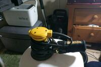 black and yellow corded power tool Sonoma, 95476