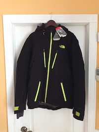 The North Face action sport alpine