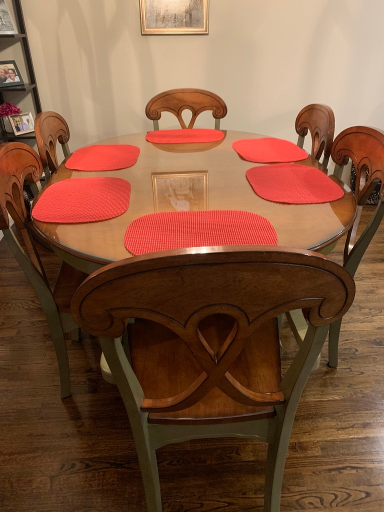 used pier one marcella dining set for sale letgo rh us letgo com