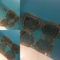 Diamond sunglasses for sale  Toronto, M3L 1S2