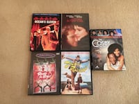 Movies on DVD for sale Annandale, 22003