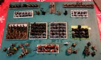 HUGE WARHAMMER DWARF ARMY METAL AND PLASTIC Mississauga, L5J 4H8