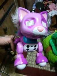 pink and purple Hello Kitty toy Robstown, 78380