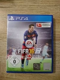 Sony Playstation 4 Fifa 16 Naumburg (Saale), 06618