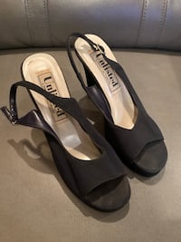 Unlisted navy blue heels size 6 Norfolk, 23502