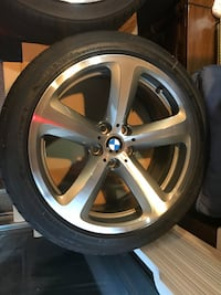 BMW 650i WHEELS AND TIRES Randallstown