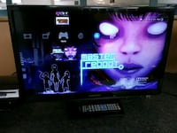 Samsung 24 inch TV with remote control and 2 HDMI  Washington