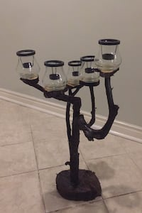 Hand made candle holder  Richmond Hill, L4C 6L6