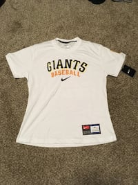 Brand New San Francisco Giants Women's DriFit Nike Shirt with Tags Baseball MLB Santa Maria, 93455
