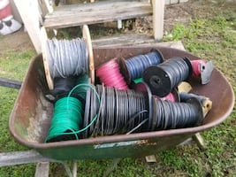 ASSORTED ELECTRICAL WIRES