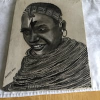 Picture of African woman Sherwood Park, T8H 1K9