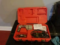 red and black Milwaukee cordless power tool Chicago, 60641