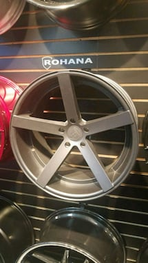 Rohana wheels (100 days no interest)