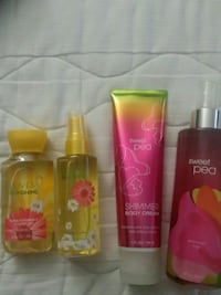 Victoria's Secret fragrance bottles Alexandria, 22304