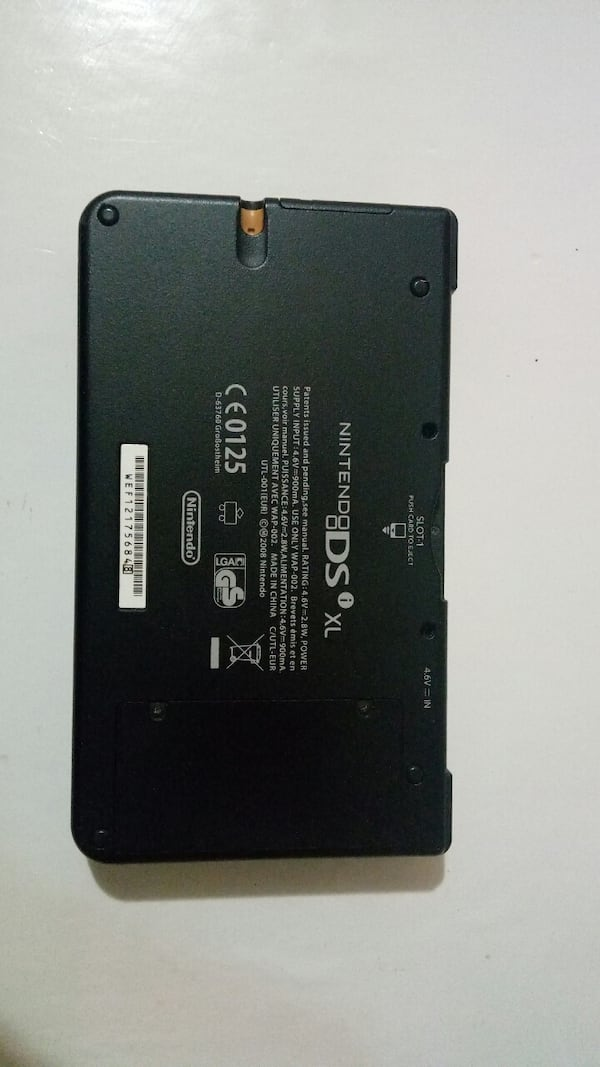 Nintendo Ds xL  3
