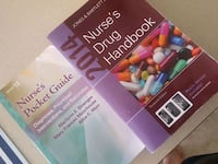 Nurse's pocket guide 14th edition & drug handbook  Nashua, 03063