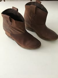 Leather Coolway Just Be Ankle Boots Gatineau