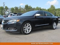 2014 Black Chevrolet Impala  Rockville