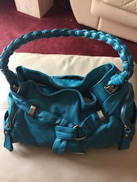black and blue leather hobo bag Youngstown, 44512