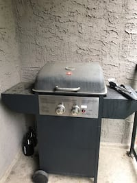 BBQ And tank
