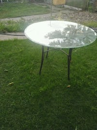 patio table  Edmonton, T6H 2C3