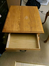 Set of end tables w/ drawer Germantown, 20874