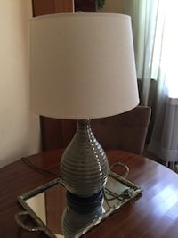 white and black table lamp Wilmington, 19801