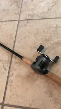 Bass ProShops Rod and Graphite  Reel Houston, 77044