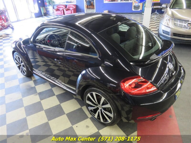 2012 Volkswagen Beetle Turbo 3
