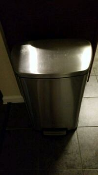 Stainless Steel Trash Can Alexandria, 22302