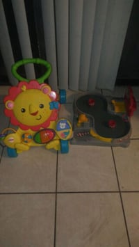 baby's two assorted toys Topeka, 66605