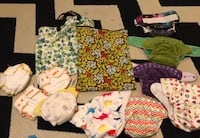 Cloth diapers & wet bags Washington, 20008