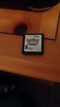 Pokemon white DS Pitt Meadows