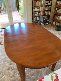 Dining table - expandable